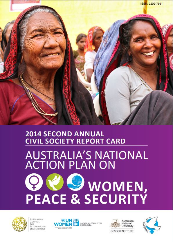 Read the 2014 Second Annual Civil Society Report Card