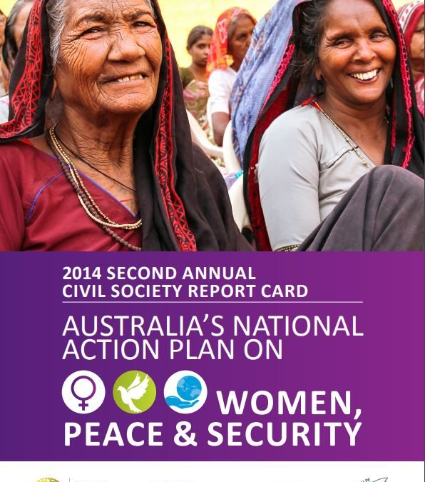Second Annual Civil Society Report Card on Australia's National Action Plan 2014
