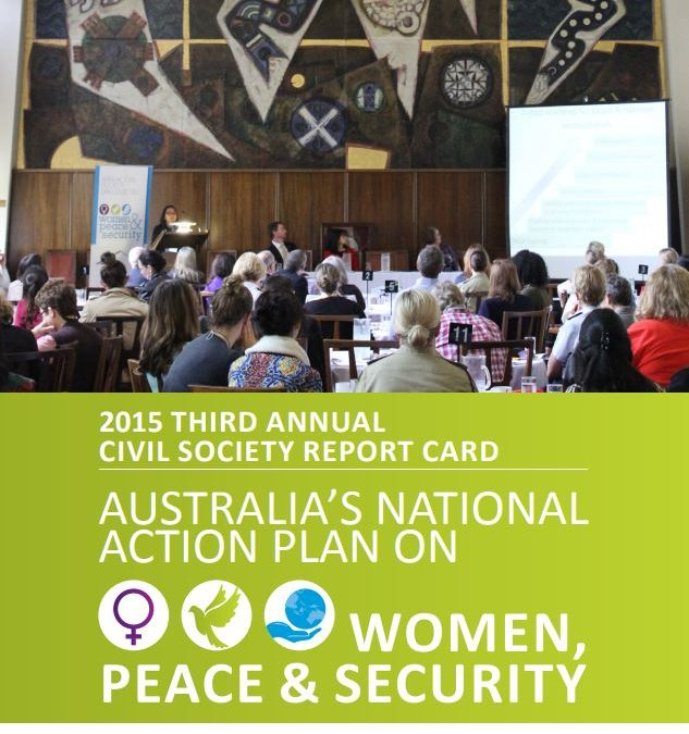 Third Annual Civil Society Report Card on Australia's National Action Plan